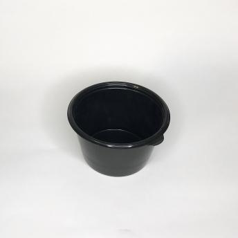 Контейнер-миска суповой 750мл, черный   № 10105020