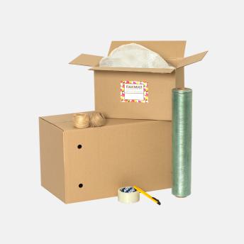 Комплект для переезда 1 комнатной квартиры